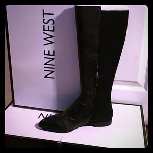 Nine West boots brand new